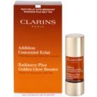 Clarins Sun Self-Tanners samoporjavitvene kapljice za obraz
