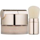 Clarins Face Make-Up Skin Illusion компактна тональна крем-пудра зі щіточкою