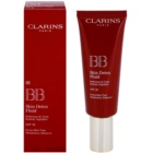 Clarins Face Make-Up BB Skin Detox Fluid hidratáló hatású BB krém SPF 25
