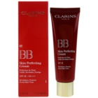 Clarins Face Make-Up BB Skin Perfecting Cream BB Crème voor perfecte en egale uitstraling SPF 25