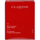 Clarins Face Make-Up Everlasting Compact Foundation dlhotrvajúci kompaktný make-up SPF 15