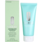 Clinique Anti-Blemish Solutions tisztító maszk kombinált és zsíros bőrre