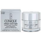 Clinique Clinique Smart vlažilna nočna krema proti gubam za mešano do mastno kožo