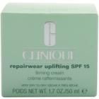 Clinique Repairwear Uplifting zpevňující pleťový krém SPF 15