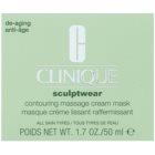 Clinique Sculptwear máscara de massagem para reafirmar e defenir o contorno facial