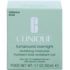 Clinique Turnaround éjszakai revitalizáló krém száraz és kombinált bőrre