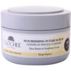 Clochee Simply Organic cukrový peeling na tělo