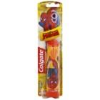 Colgate Kids Spiderman szczoteczka do zębów dla dzieci na baterie extra soft