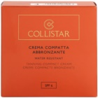 Collistar Tan Without Sunshine Toning Cream SPF 6