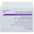 Collistar Instant Smoothing Line Filler Effect Máscara de cabelo de reestruturação
