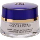Collistar Special Anti-Age crema hranitoare cu efect de lifting zona ochilor si a buzelor
