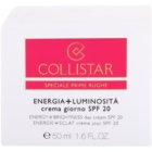 Collistar Special First Wrinkles Anti-Rimpel Dagcrème SPF 20