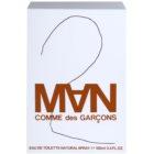 Comme des Garçons 2 Man Eau de Toilette for Men 100 ml