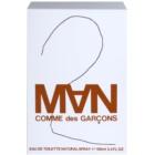 Comme Des Garcons 2 Man Eau de Toilette für Herren 100 ml