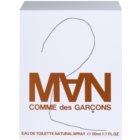 Comme des Garçons 2 Man eau de toilette férfiaknak 50 ml