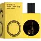 Comme des Garçons Monocle Scent 3: Sugi woda toaletowa unisex 50 ml