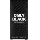 Concept V Only Black Eau de Toilette für Herren 80 ml