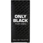 Concept V Only Black woda toaletowa dla mężczyzn 80 ml
