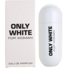 Concept V Only White eau de parfum nőknek 80 ml