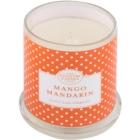 Country Candle Mango Mandarin świeczka zapachowa    w szkle z pokrywką