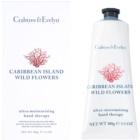 Crabtree & Evelyn Caribbean Island Wild Flowers hidratáló krém kézre