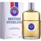 Dana British Sterling Eau de Cologne Herren 168 ml