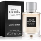 David Beckham Follow Your Instinct Eau de Toilette voor Mannen 75 ml