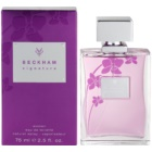 David Beckham Signature for Her Eau de Toilette für Damen 75 ml