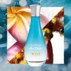 Davidoff Cool Water Woman Wave toaletní voda pro ženy 100 ml