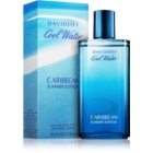 Davidoff Cool Water Caribbean Summer Edition Eau de Toilette für Herren 125 ml