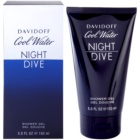 Davidoff Cool Water Night Dive sprchový gel pro muže 150 ml