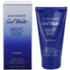 Davidoff Cool Water Woman Night Dive Body Lotion for Women 150 ml