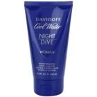Davidoff Cool Water Woman Night Dive latte corpo per donna 150 ml