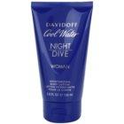 Davidoff Cool Water Woman Night Dive testápoló tej nőknek 150 ml