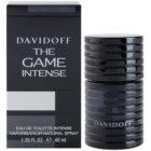 Davidoff The Game Intense eau de toilette pentru barbati 40 ml