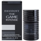 Davidoff The Game Intense toaletní voda pro muže 40 ml
