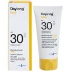 Daylong Baby Crema protectiva pentru piele sensibila cu minerale crema protectoare cu minerale pentru piele sensibilă SPF30