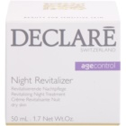 Declaré Age Control crema de noapte revitalizanta ten uscat