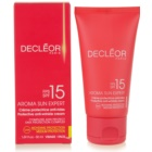 Decléor Aroma Sun Expert creme solar facial SPF 15