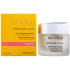 Decléor Harmonie Calm Organic crema calmanta impotriva luminii pentru piele sensibila