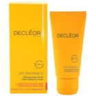 Decléor Life Radiance aufhellende Hautmaske für alle Hauttypen