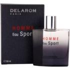 Delarom Homme Eau Sport Eau de Parfum für Herren 50 ml