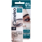 Delia Cosmetics Cameleo Pro Green фарба для брів без аміаку