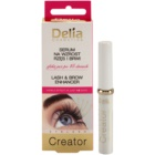 Delia Cosmetics Creator ορός ανάπτυξης για βλεφαρίδες και φρύδια