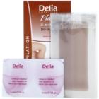 Delia Cosmetics Depilation Chocolate Fragrance plastry do depilacji woskiem do ciała