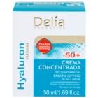 Delia Cosmetics Hyaluron Fusion 50+ przeciwzmarszczkowy krem wzmacniający