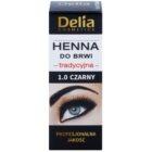 Delia Cosmetics Henna culoare pentru sprancene