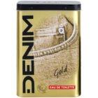 Denim Gold Eau de Toilette for Men 100 ml