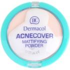Dermacol Acnecover компактна пудра для проблемної шкіри