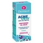 Dermacol Acneclear hydratačný gélový krém pre problematickú pleť, akné